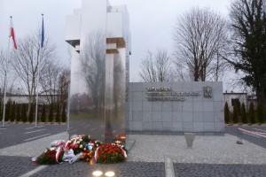 Denkmal für die Opfer des Konzentrationslagers und Zuchthauses Sonnenburg 1933 – 1945