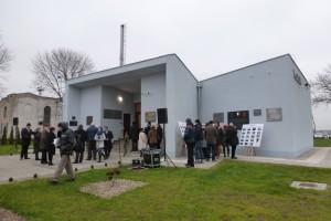 Muzeum Martyrologii:  Eröffnung der neuen Dauerausstellung am Gedenktag des Massakers vom 30. Januar 1945.