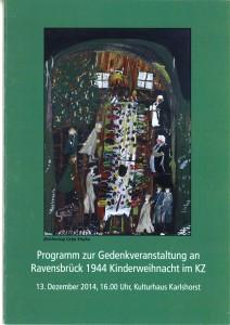 Cover_Gedenkveranstaltung_Ravensbrück