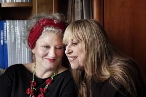 Gina Pietsch und Christine Reumschüssel